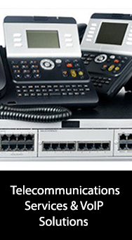 Telecommunictions Services & VoIP Solutions